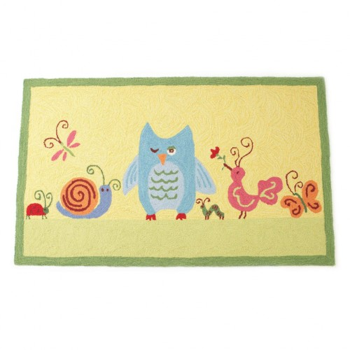 The Forest Friends Rug