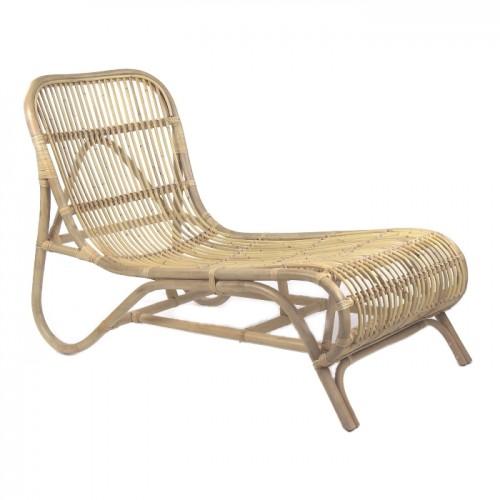 Rattan Kim Lounge Chair Natural